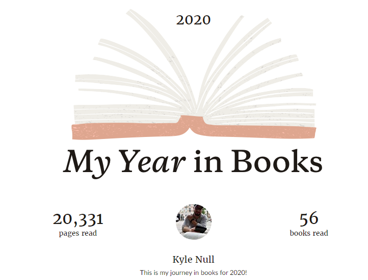 2020 books in review